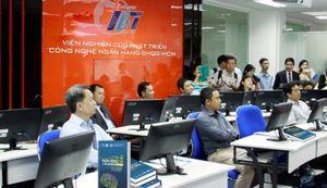 Thành lập Viện Nghiên cứu phát triển Công nghệ ngân hàng