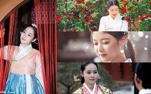 Những mỹ nhân cổ trang Hàn Quốc bạn không thể không biết: Số 1 được xem là tượng đài nhan sắc của xứ sở Kim Chi!