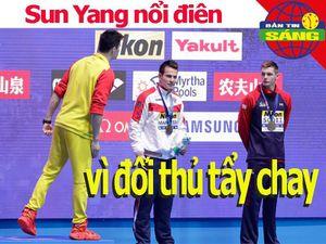 Sun Yang nổi điên vì bị tẩy chay, Chelsea đánh bại Barcelona