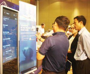 TP HCM: Khai mạc Triển lãm công nghệ máy bơm thông minh