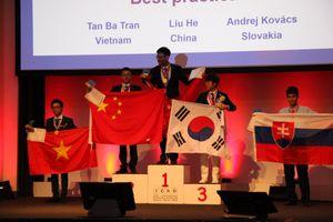 Học sinh Hà Nội đạt điểm tuyệt đối phần thi thực hành IChO 2019