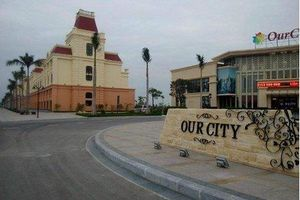 Hé lộ chủ đầu tư khu đô thị Our City tụ điểm đánh bạc quốc tế hơn 10.000 tỷ đồng?
