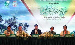 Nhiều chương trình đặc sắc tại Lễ hội Dừa tỉnh Bến Tre lần thứ V