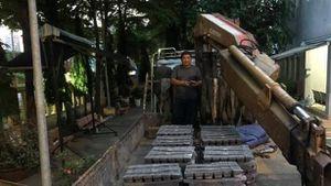 Trộm thùng container hàng hóa tiền tỷ: Bất ngờ thủ phạm