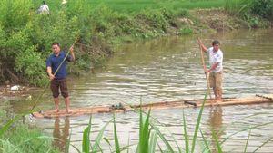 Lũ ống cuốn mất tích nữ công nhân đi làm ca đêm ở Lào Cai