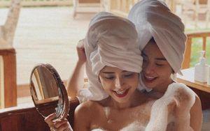 Những mối tình 'gái đẹp yêu nhau': Người quyến rũ, kẻ tài năng