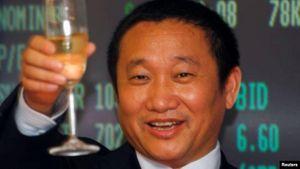'Vua nhôm' Trung Quốc Lưu Trung Điền bị Mỹ khởi tố, đối mặt với mức án 465 năm tù