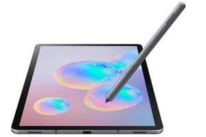 Samsung ra mắt Galaxy Tab S6: Máy tính bảng cao cấp nhất dòng Android