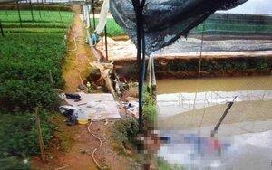 Tá hỏa phát hiện đôi nam nữ ôm nhau tử vong dưới hồ nước
