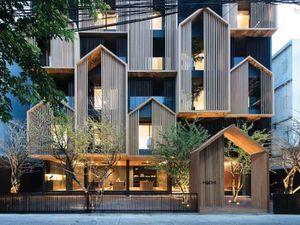 10 công trình châu Á đoạt giải thưởng kiến trúc Architizer A+