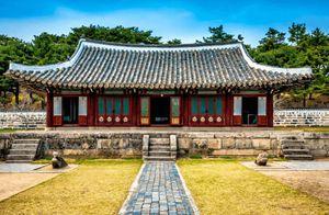 'Bí ẩn' mùa thu Triều Tiên