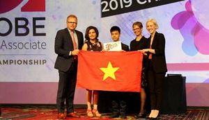 Thí sinh Việt Nam đoạt giải tại cuộc thi thiết kế đồ họa thế giới