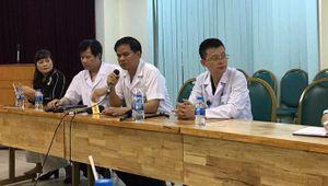 Thông tin mới nhất về 2 bệnh nhân sốc nặng khi chạy thận ở Nghệ An