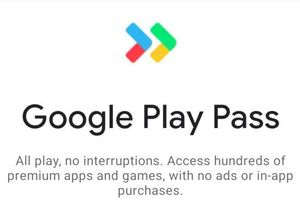 Google đang chạy thử ứng dụng thuê bao Play Pass