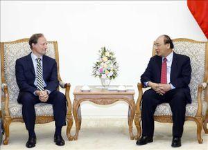 Thủ tướng Nguyễn Xuân Phúc tiếp Đại sứ, Trưởng Phái đoàn Liên minh châu Âu