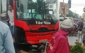 Xe khách mất dữ liệu hành trình trước khi gây tai nạn ở Gia Lai