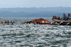Đắm phà chở khách tại Philippines, 20 người thiệt mạng và mất tích