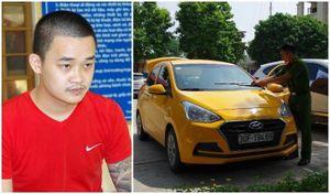 Bắt giam tài xế ô tô hất văng CSGT lên nắp capô
