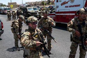 Mỹ: Xả súng gần trung tâm mua sắm tại Texas, đã có người thiệt mạng
