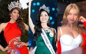 Vừa đăng quang, fan đã nhắn nhủ tân hoa hậu Lương Thùy Linh 10 đối thủ cực mạnh ở Miss World 2019