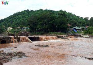 Điện Biên: 2 trẻ em chết, mất tích do hoàn lưu bão số 3