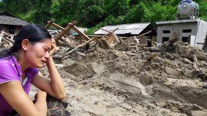 Lào đề xuất huyện Quan Sơn giúp đỡ tìm kiếm 7 người mất tích