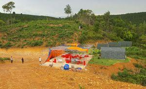 Phân lô, rao bán trái phép dự án trồng rừng