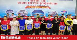 Khởi tranh Giải bơi – lặn vô địch các câu lạc bộ quốc gia – khu vực 1 – Cúp Sun Sport Complex 2019