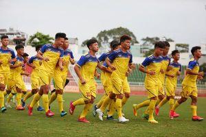 Chiều ngày 6-8, khai mạc Giải U.18 Đông Nam Á 2019