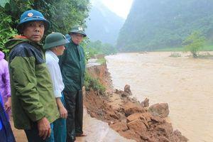 Huyện Viêng Xay (Lào) đề nghị tìm giúp người mất tích do mưa lũ