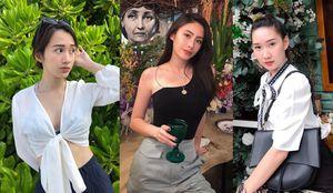 Ba nữ sinh Lào gốc Việt xinh đẹp, tài năng được dân mạng chú ý