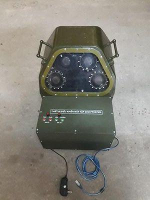 Nâng cấp thiết bị tạo giả mục tiêu cho pháo phòng không 57mm