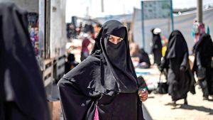 Quân bài 'nữ khủng bố' của IS