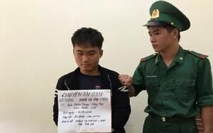 Bắt giữ giáo viên người Lào vận chuyển 23.000 viên ma túy tổng hợp
