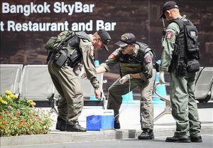 Phát hiện thêm quả bom chưa phát nổ ở chợ Prathunam, Bangkok