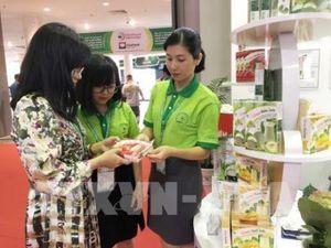 Khai mạc chuỗi Triển lãm quốc tế chuyên ngành thực phẩm và đồ uống Việt Nam