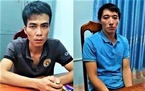 Bắt khẩn cấp 2 thanh niên nghiện ma túy lẻn vào chùa trộm gần 50 triệu đồng