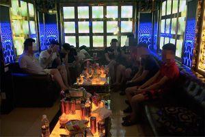 Hàng chục dân chơi phê ma túy trong nhà hàng Lộc Phát ở Sài Gòn