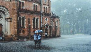 Ảnh hưởng áp thấp nhiệt đới, Sài Gòn mưa cả ngày