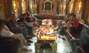 Hàng chục nam nữ nghi phê ma túy trong nhà hàng ở TP.HCM