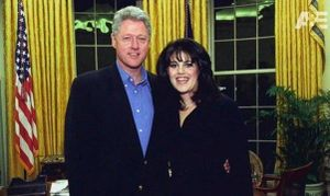 Phim kể lại bê bối tình dục của cựu Tổng thống Mỹ Bill Clinton lên sóng