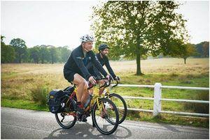 DHL hỗ trợ chuyến đạp xe gây quỹ ChildFund Pass It Back từ Luân Đôn tới Tokyo