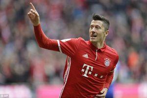 Được mời đá giao hữu, Bayern Munich thắng đối thủ 23-0