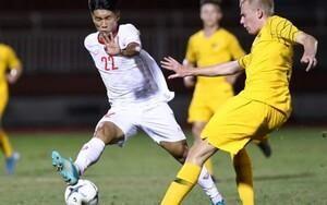 U18 Việt Nam chơi bạc nhược, thua tâm phục khẩu phục Australia