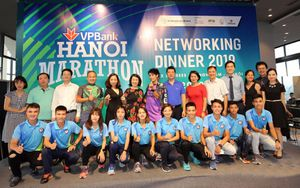 Hơn 5.000 VĐV đăng ký dự Hanoi Marathon - Heritage Race 2019