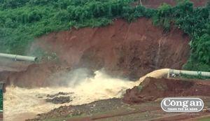 Tây Nguyên: Mưa lớn vẫn đe dọa nghiêm trọng đến nhiều địa phương