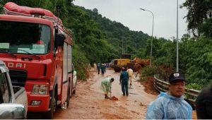 Phú Quốc ngập lịch sử, Tây Nguyên di dời dân khẩn cấp do mưa lũ