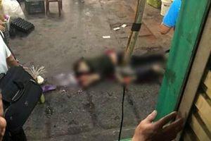 Đâm bạn gái tử vong giữa chợ rồi tự sát bất thành
