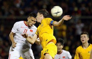 Australia 4-1 Việt Nam: Cuộc chiến không cân sức