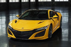 Acura NSX ra mắt màu đặc biệt kỷ niệm 30 năm, mong thoát ế